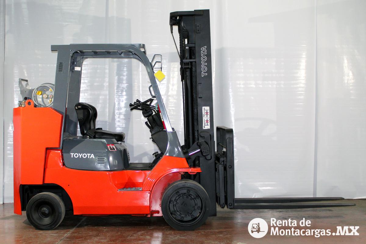 Toyota 7FGCU45-BCS